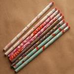 Set of 4 pencils